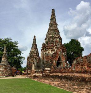 Tailandia Ayutthaya