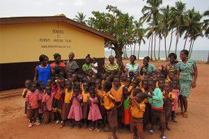 Escuelas en Ghana